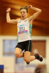 CZ Championship Indoor Praha U16 Saturday 22