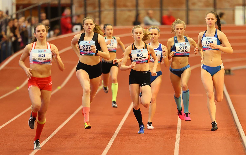 CZ Championship Indoor Praha U16 Saturday 25