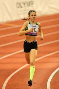 CZ Championship Indoor Praha U16 Saturday 26