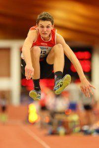 CZ Championship Indoor Praha U16 Saturday 28