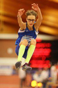 CZ Championship Indoor Praha U16 Saturday 29