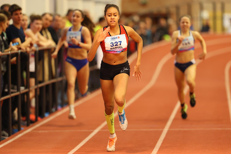 CZ Championship Indoor Praha U16 Saturday 32