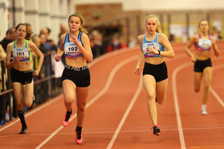 CZ Championship Indoor Praha U16 Saturday 33