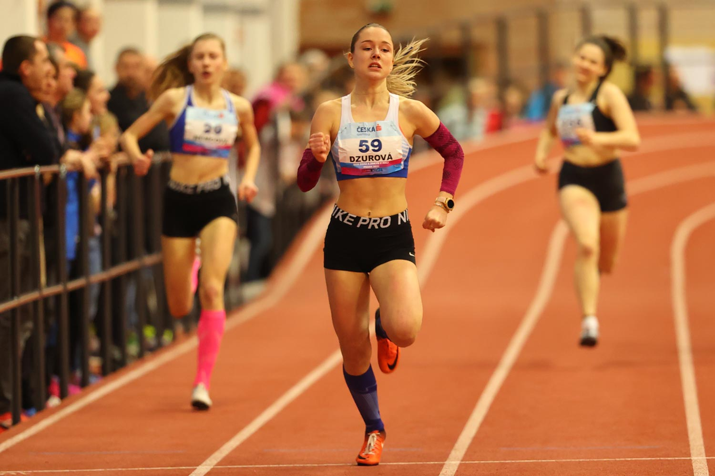 CZ Championship Indoor Praha U16 Saturday 34