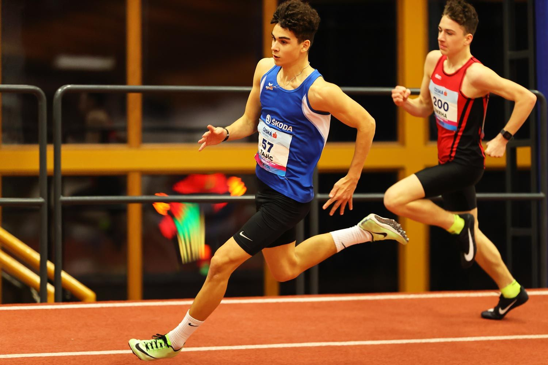 CZ Championship Indoor Praha U16 Saturday 36