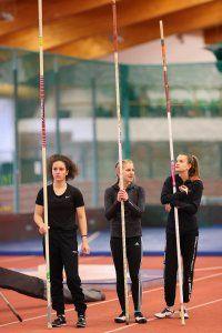 CZ Championship Indoor Praha U16 Sunday 01