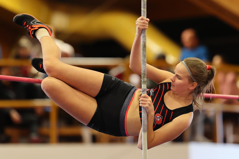 CZ Championship Indoor Praha U16 Sunday 10