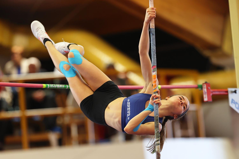 CZ Championship Indoor Praha U16 Sunday 11