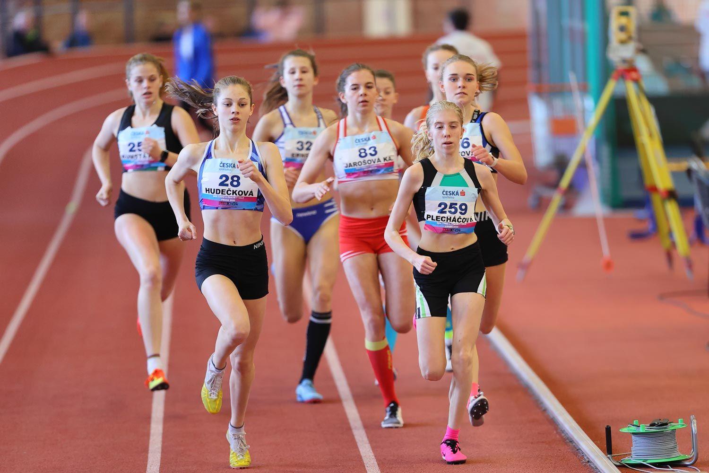 CZ Championship Indoor Praha U16 Sunday 12