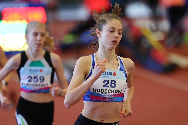 CZ Championship Indoor Praha U16 Sunday 13