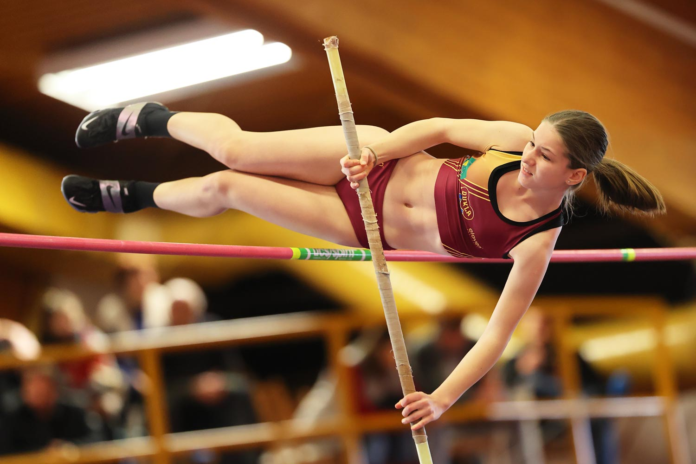 CZ Championship Indoor Praha U16 Sunday 18