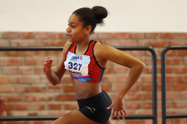CZ Championship Indoor Praha U16 Sunday 19