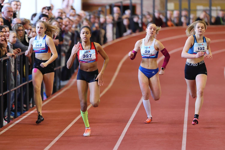 CZ Championship Indoor Praha U16 Sunday 20