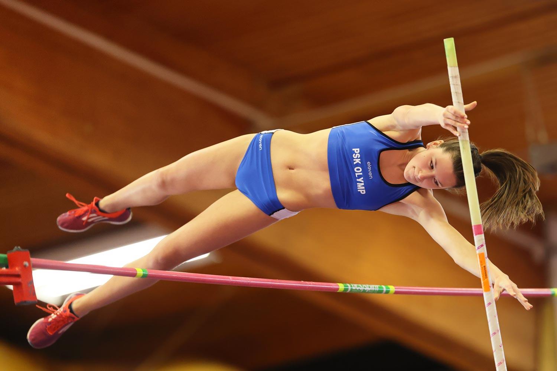 CZ Championship Indoor Praha U16 Sunday 23