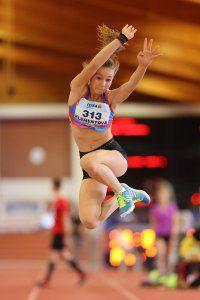 CZ Championship Indoor Praha U16 Sunday 26