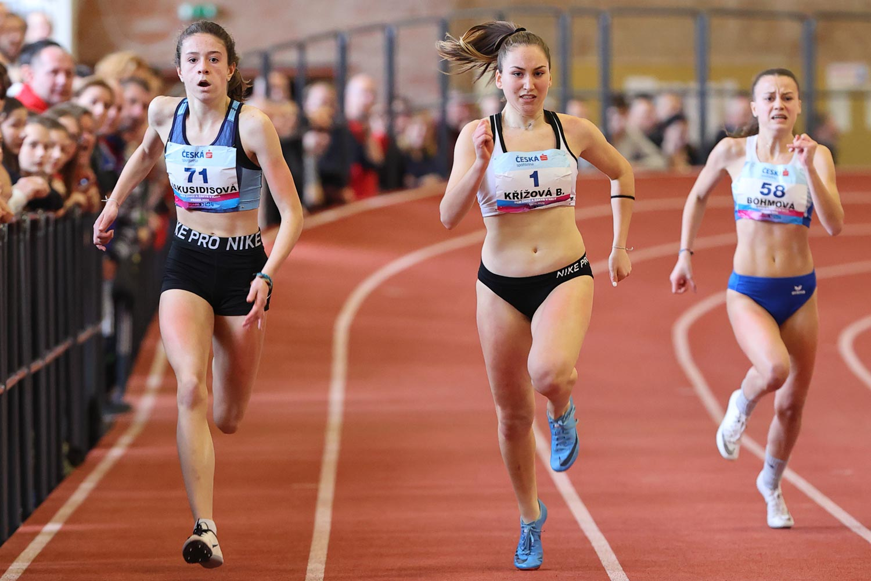 CZ Championship Indoor Praha U16 Sunday 27