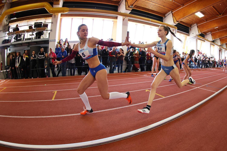 CZ Championship Indoor Praha U16 Sunday 32