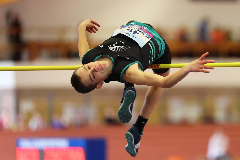 CZ Championship Indoor Praha U16 Sunday 35