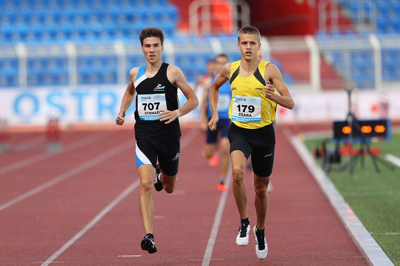 CZ Championship Ostrava Gigant U18-U20 Saturday 22
