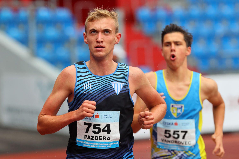 CZ Championship Ostrava Gigant U18-U20 Sunday 07