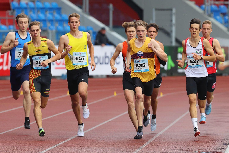 CZ Championship Ostrava Gigant U18-U20 Sunday 20