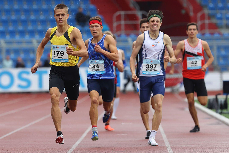 CZ Championship Ostrava Gigant U18-U20 Sunday 22