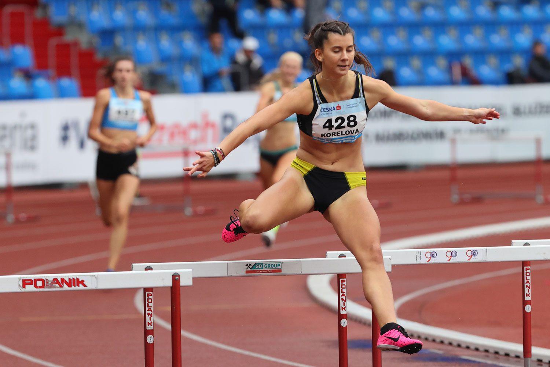 CZ Championship Ostrava Gigant U18-U20 Sunday 24