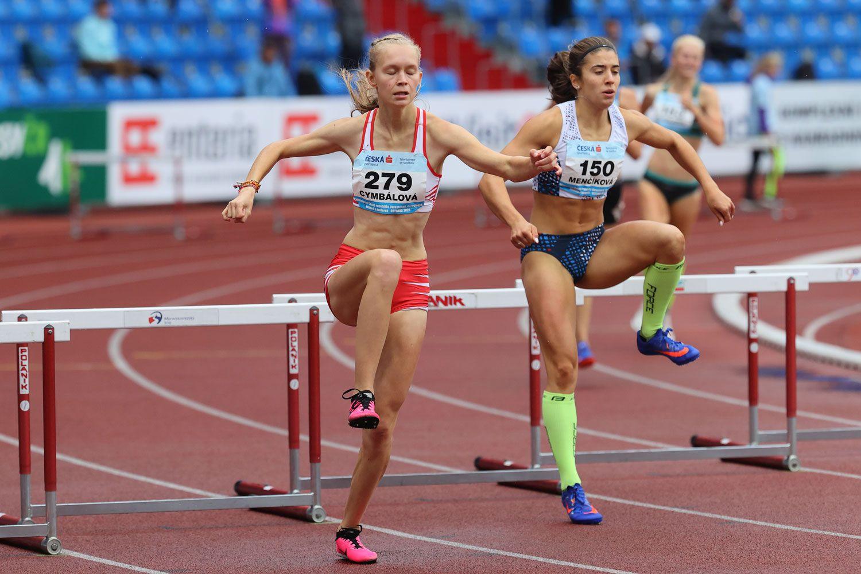 CZ Championship Ostrava Gigant U18-U20 Sunday 25
