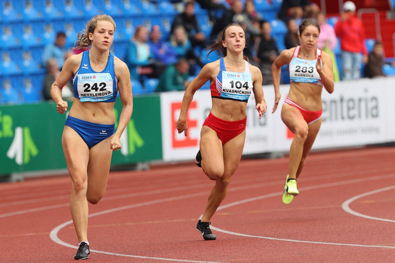 CZ Championship Ostrava Gigant U18-U20 Sunday 31