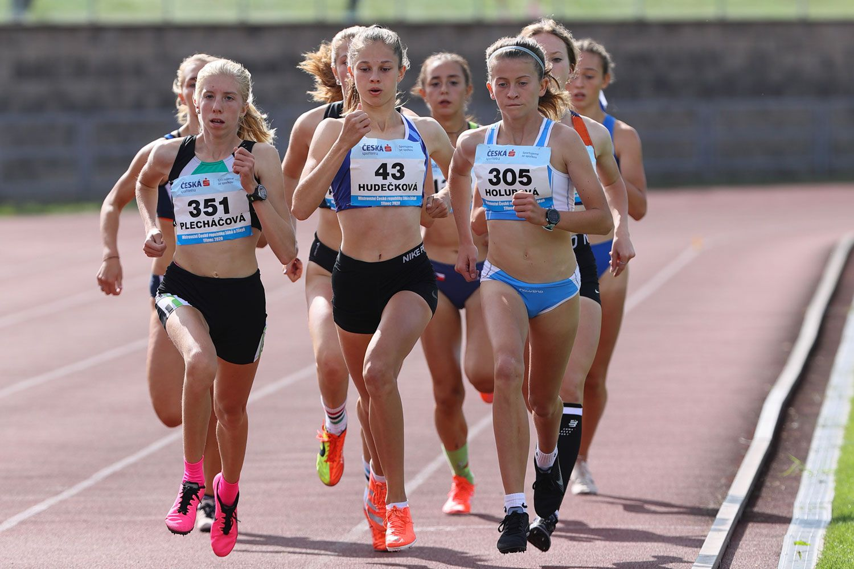 CZ Championship Trinec U16 Sunday 11
