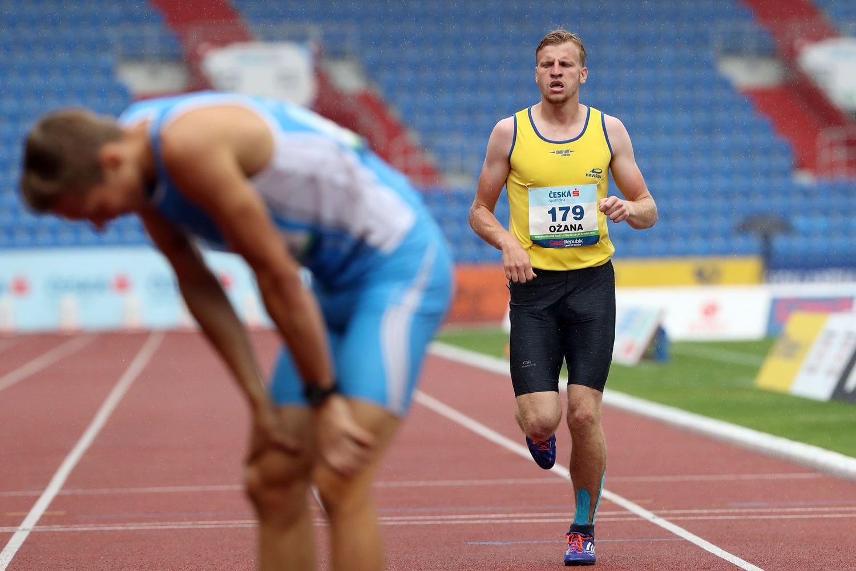 CZ Championship U23 Ostrava Saturday 23