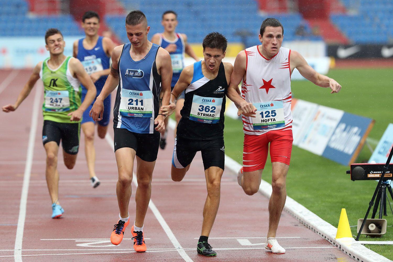 CZ Championship U23 Ostrava Saturday 24