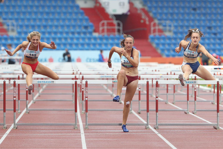 CZ Championship U23 Ostrava Saturday 27