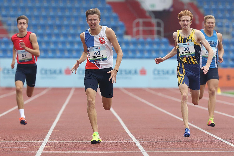 CZ Championship U23 Ostrava Sunday 18