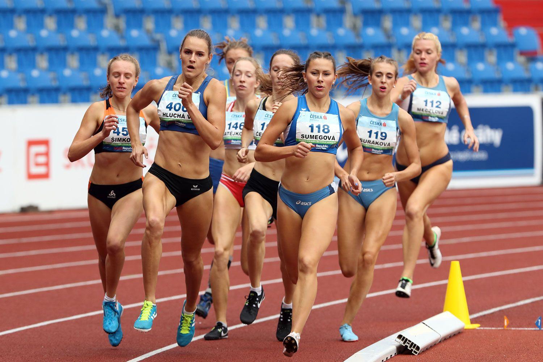 CZ Championship U23 Ostrava Sunday 20