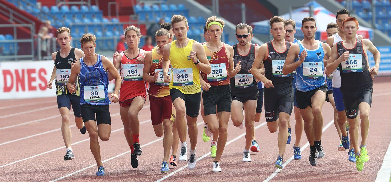 CZ Championship U23 Ostrava Sunday 31