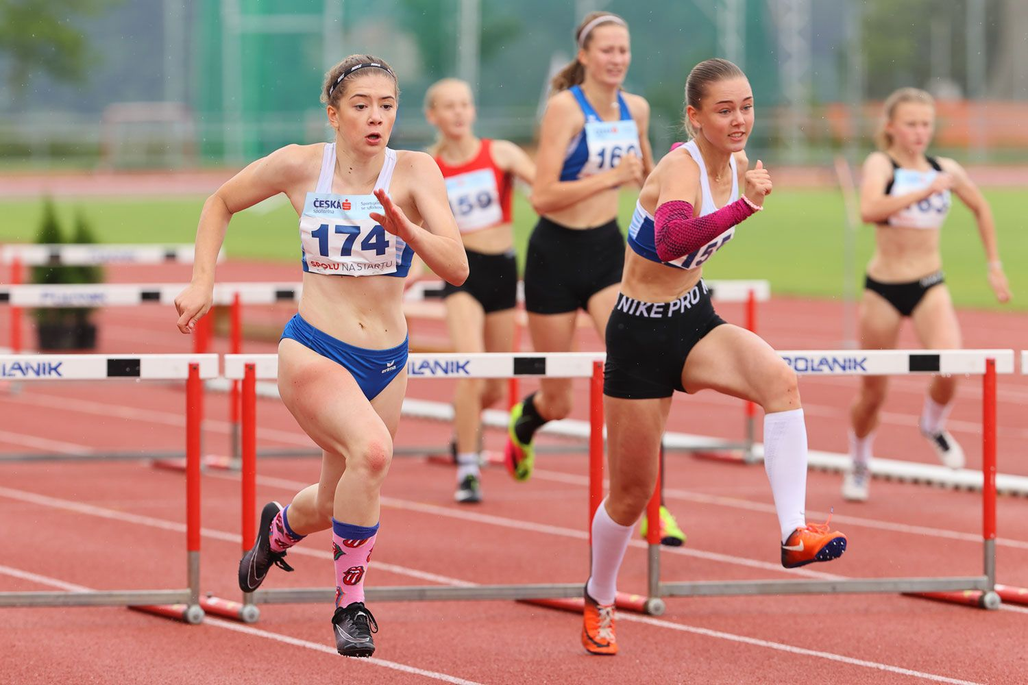 Combined Events Plzen Saturday 03