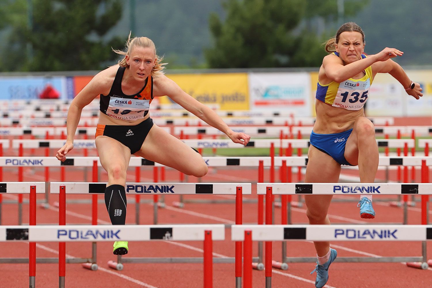 Combined Events Plzen Saturday 12