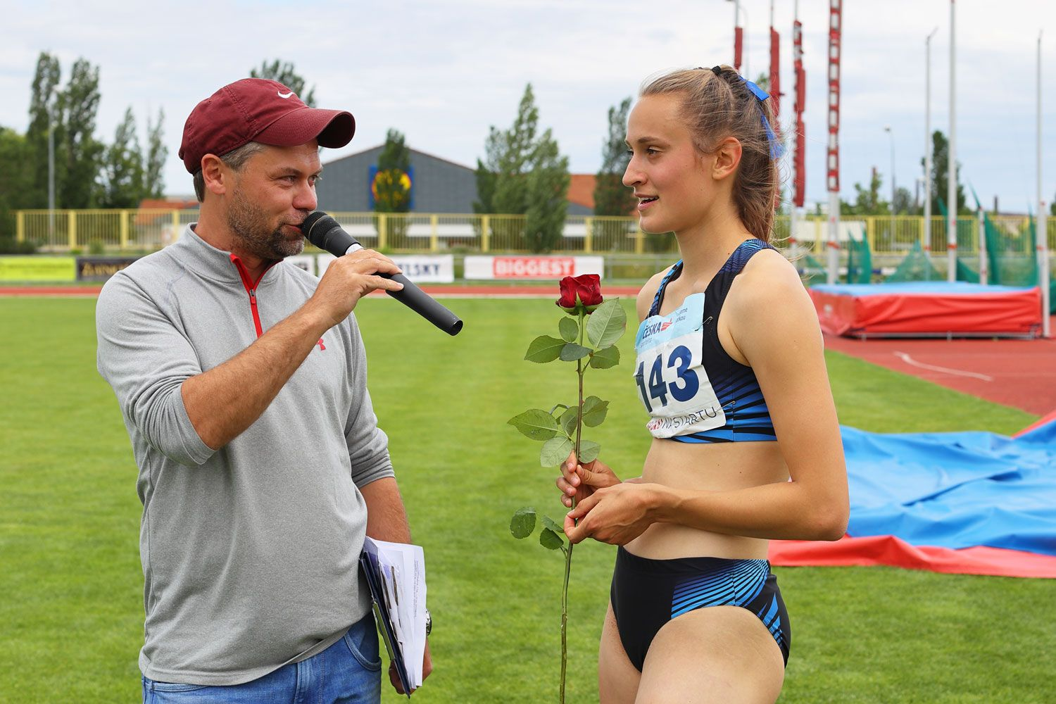 Combined Events Plzen Sunday 30