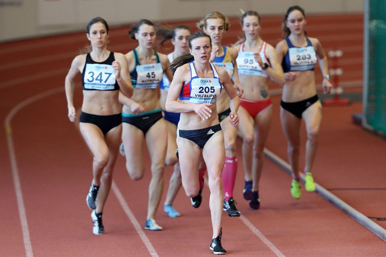 Indoor CZ Championship Ostrava Saturday 01