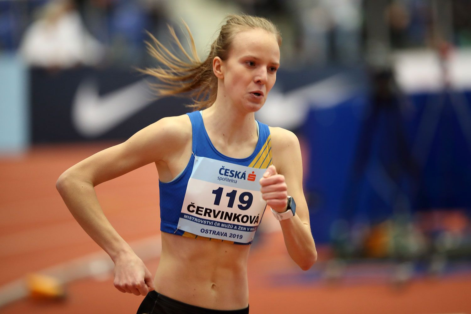 Indoor CZ Championship Ostrava Saturday 03
