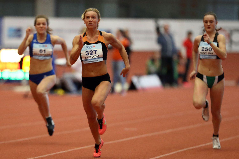 Indoor CZ Championship Ostrava Saturday 19