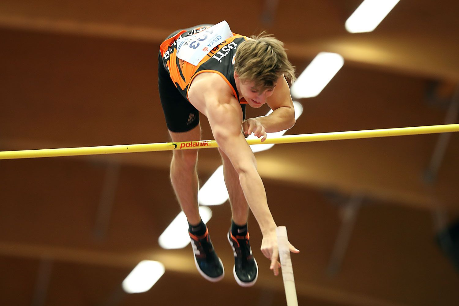 Indoor CZ Championship Ostrava Saturday 27