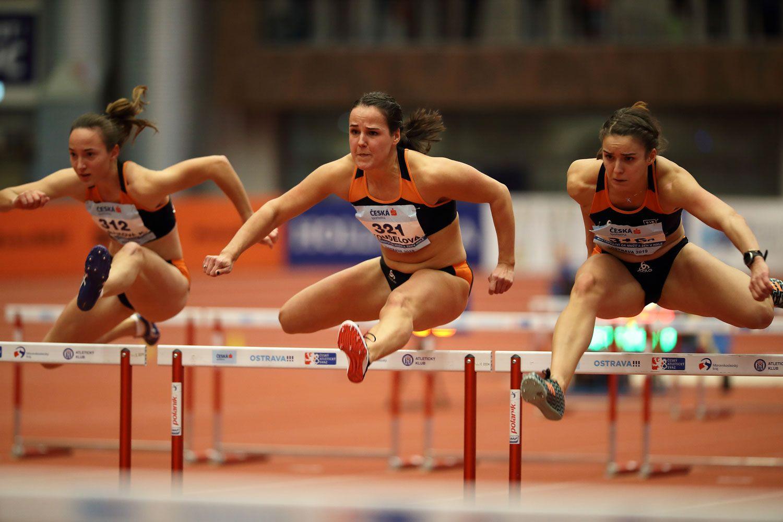 Indoor CZ Championship Ostrava Saturday 34