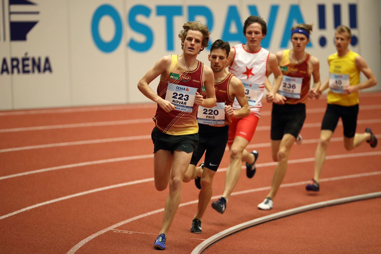 Indoor CZ Championship Ostrava Saturday 35