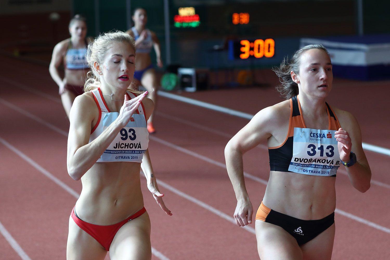 Indoor CZ Championship Ostrava Sunday 10