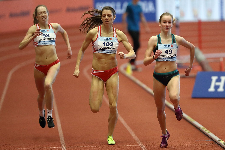 Indoor CZ Championship Ostrava Sunday 14