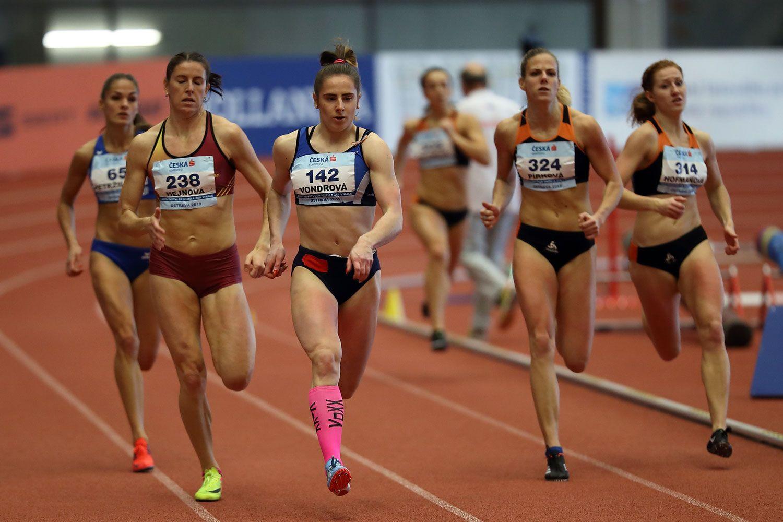 Indoor CZ Championship Ostrava Sunday 20