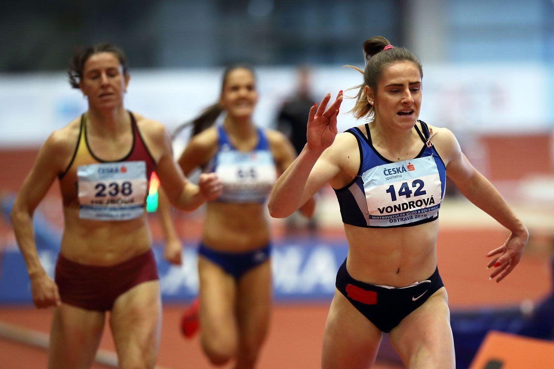 Indoor CZ Championship Ostrava Sunday 21