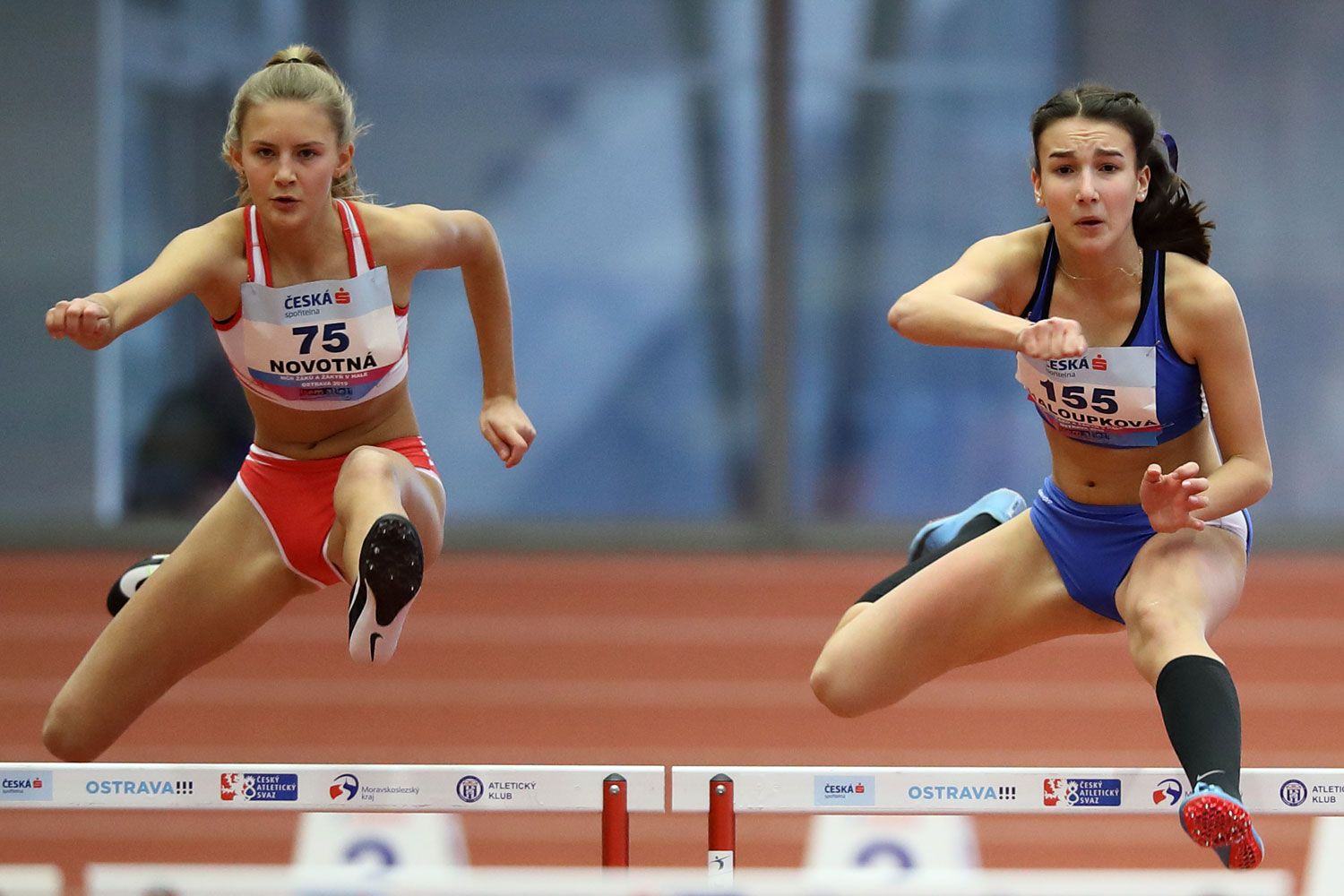 Ostrava Indoor CZ Championship U16 Saturday 02